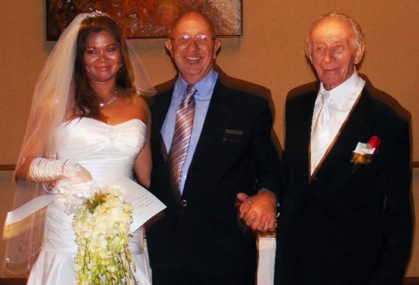 Gordon James Munday Marriage Celebrant Blue Mountains NSW