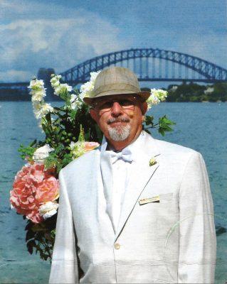 Gordon James Munday Marriage Celebrant West Sydney NSW