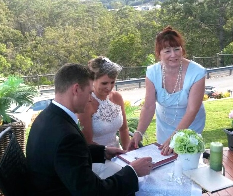 Deborah Taylor Wedding Celebrant Sunshine Coast QLD