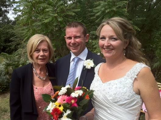 Judith Brooks Marriage Celebrant Melbourne VIC